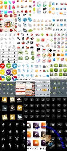 iStockPhoto - 30 EPS Icon Sets