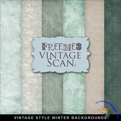 Textures - Old Vintage Backgrounds #53