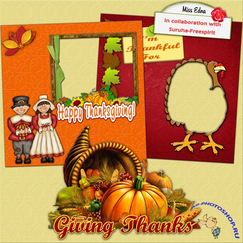 Quick-pages - Giving Thanks Pts 1 & 2