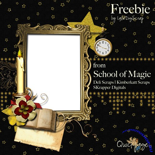 Quick-page - School Of Magic