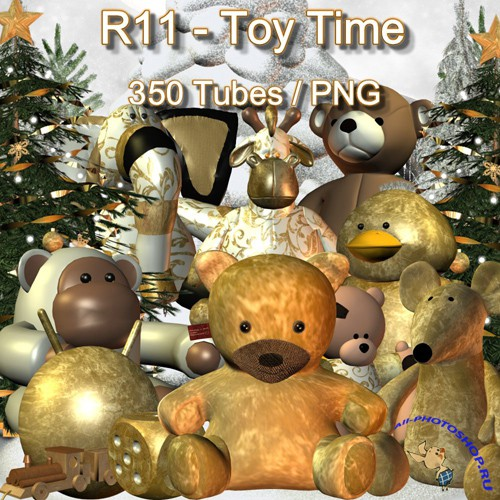 R11 - Toy Time