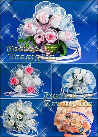 ��������� ������ � Wedding bouquets