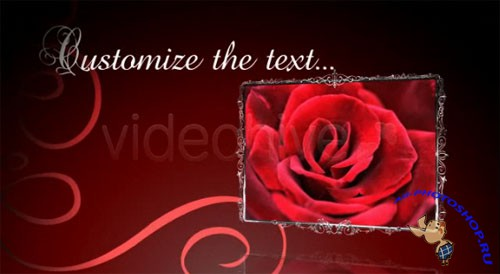 Videohive - Love, Romance and Valentine - Project for After Effects