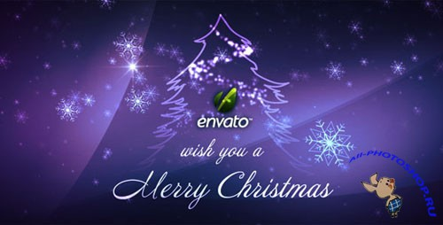 Videohive - Christmas Holidays Greetings - Project for After Effects