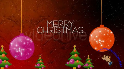 Videohive - Merry Christmas 67530  - Project for After Effects