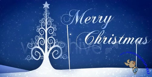Videohive - Merry Christmas 69497 - Project for After Effects