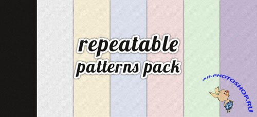 Repeatable Patterns Pack for Photoshop