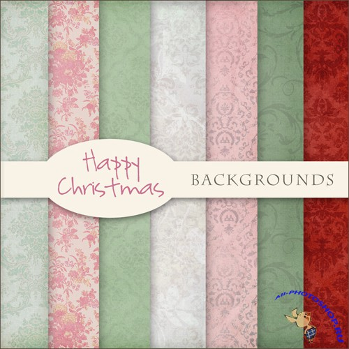 Textures - Christmas Backgrounds #15