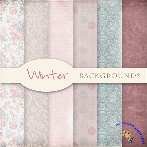 Textures - Winter Backgrounds #1