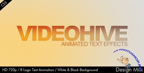 Videohive - Logo Text Animation - Project for After Effects
