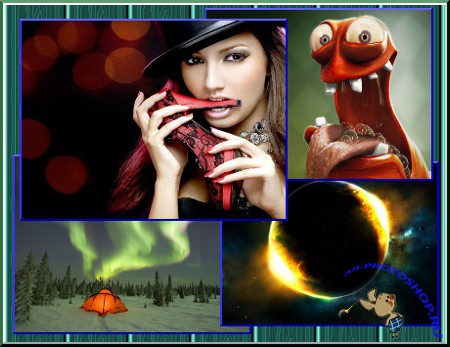 Wonderful Wallpapers for PC - Сборник обоев для ПК - Mega Pack 208