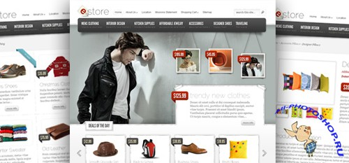 ElegantThemes - eStore v2.8 Wordpress Theme