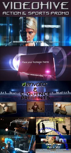 Videohive - Action & Sport After Effects Projects
