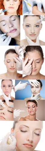 Photo Cliparts - Botox