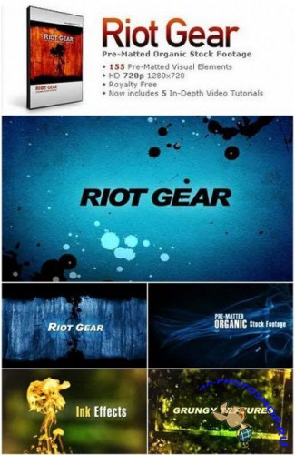 Video Copilot RiotGear HD
