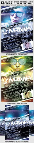 GraphicRiver - Karma Flyer Template (REUPLOAD)