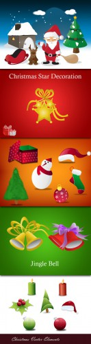 Christmas Vector Collection - Jingle Bell