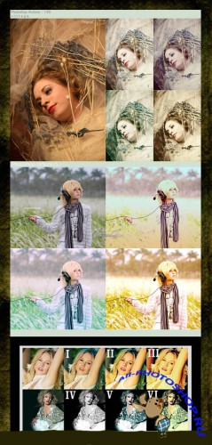 Photoshop Action pack 35