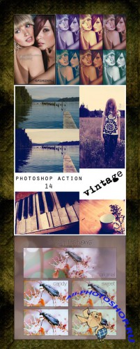 Photoshop Action pack 36