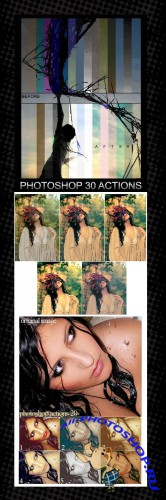 Photoshop Action pack 44