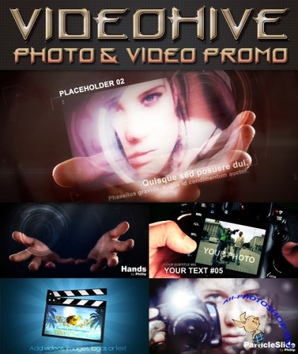 VideoHive Photo & Video Promo Creative AE Projects