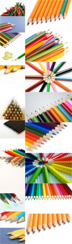 Photo Cliparts - Pencils