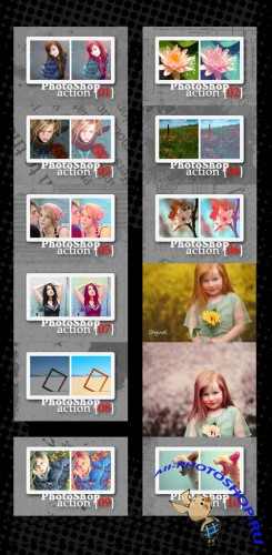 Photoshop Action pack 66
