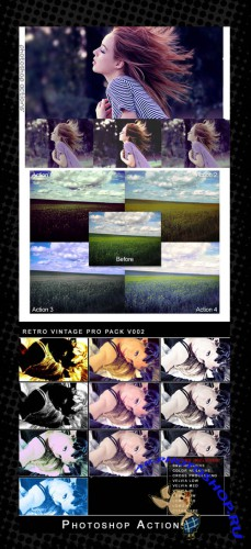 Photoshop Action pack 71