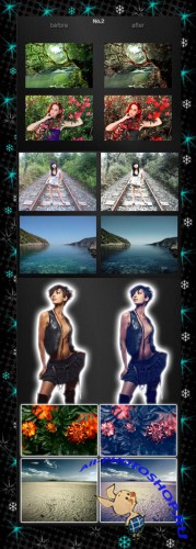 Photoshop Action pack 75