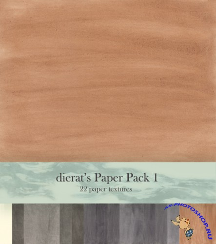Paper Pack 1 by dierat
