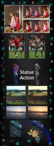 Photoshop Action pack 79