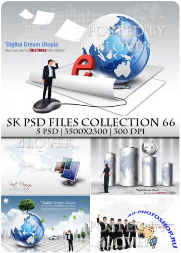 SK PSD files Collection 66