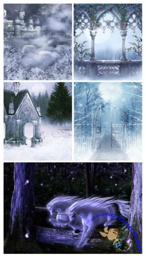Backgrounds Gothic