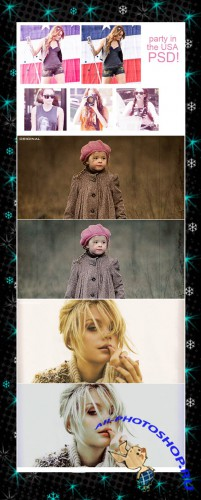 Photoshop Action pack 83