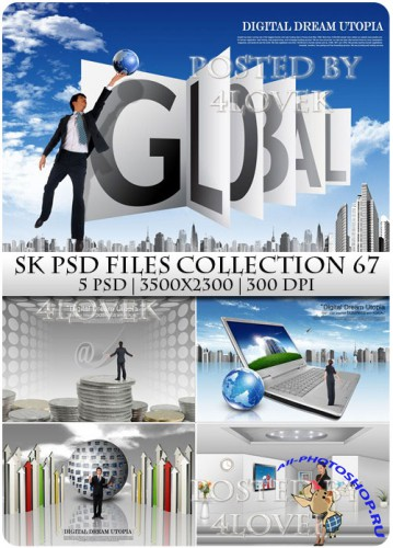 SK PSD files Collection 67