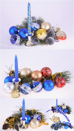 Stock Photos-New Year Decoration3