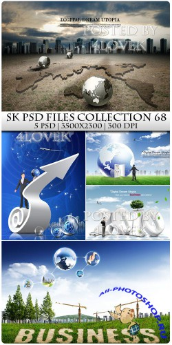 SK PSD files Collection 68