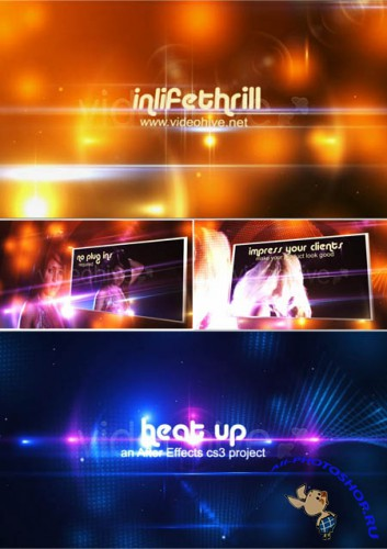 Videohive - Heat UP - Project for After Effects