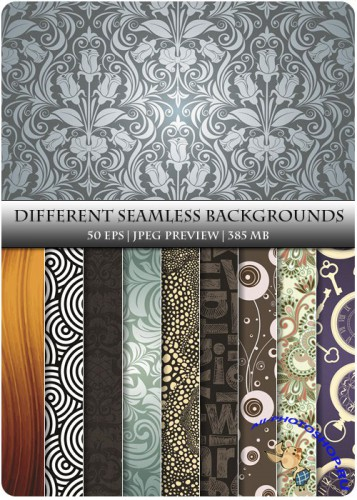 Different Seamless Backgrounds