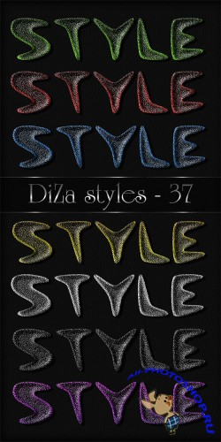 Text styles by DiZa - 37
