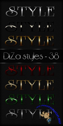 Text styles by DiZa - 38