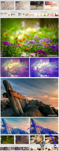 Cool Photoshop Action pack 90