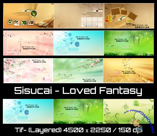 Loved Fantasy Templates