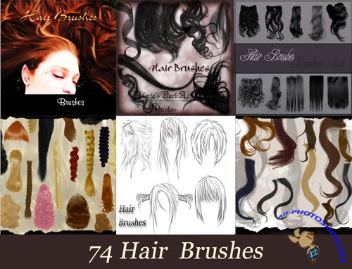 Collection Brushes for Photoshop