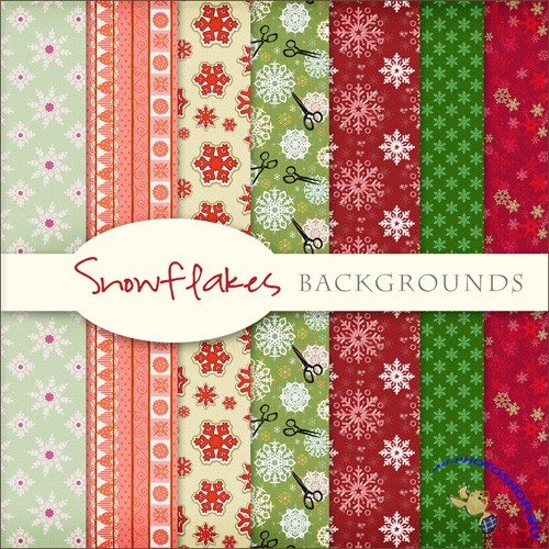 Textures - Christmas Backgrounds #30