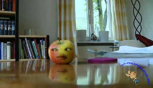 Put Your Face Onto An Inanimate Object «Лицо на объекте» — After Effects Project