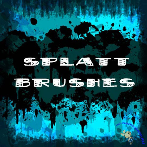 Brushes set - Splatt