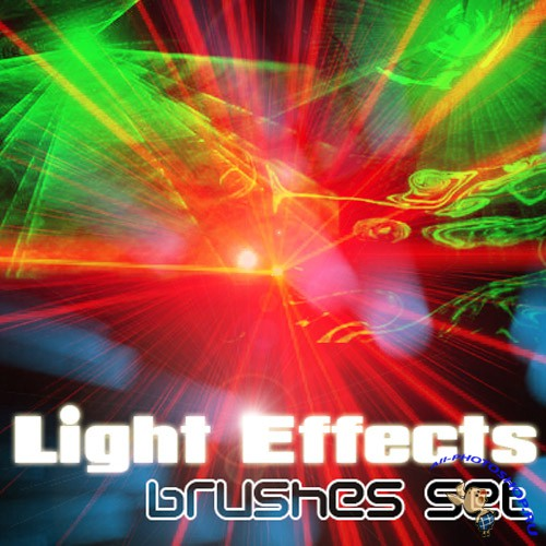 Brushes set - Light Effects