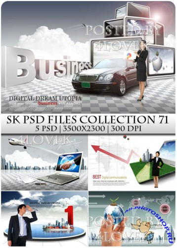 SK PSD files Collection 71