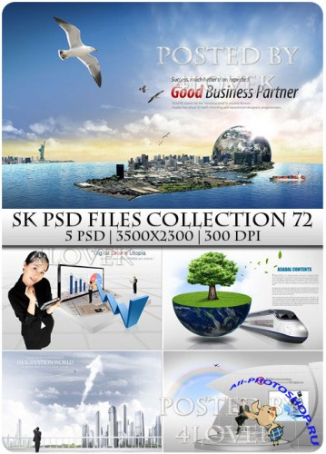 SK PSD files Collection 72